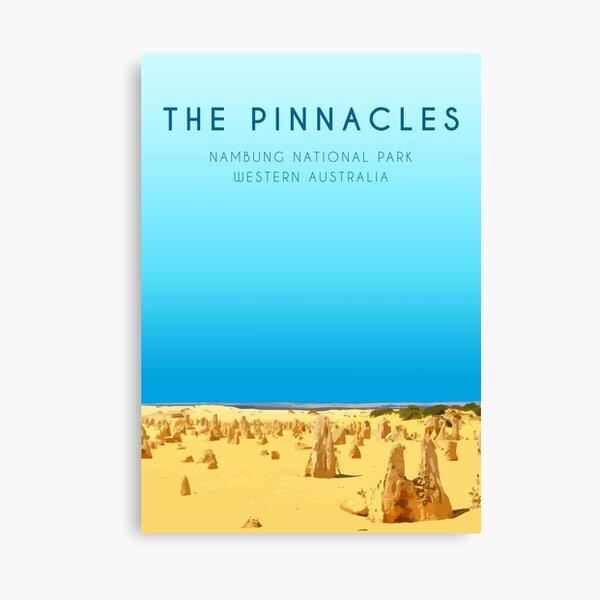 The Pinnacles, WA Canvas Print