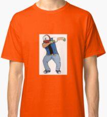 Ash Ketchum Dab Classic T-Shirt