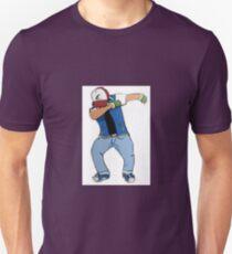 Ash Ketchum Dab Unisex T-Shirt