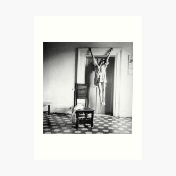 Francesca Woodman - Autorretrato n. ° 3 Lámina artística