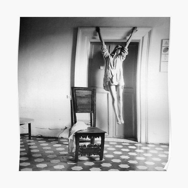 Francesca Woodman - Self Portrait #3 Poster