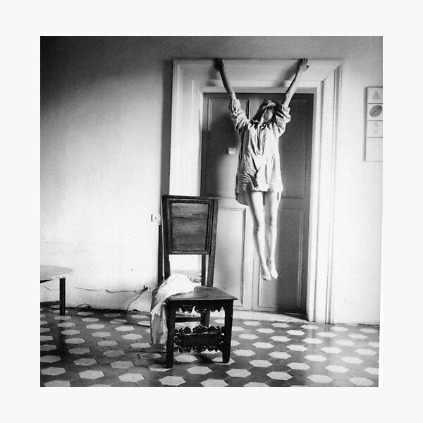 Francesca Woodman - Self Portrait #3 Photographic Print