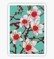 Cherry Blossom Tree Sticker
