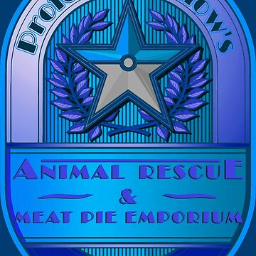 Prof. Willow's Animal Rescue & Meat Pie Emporium (Mystic) by Jackpot777