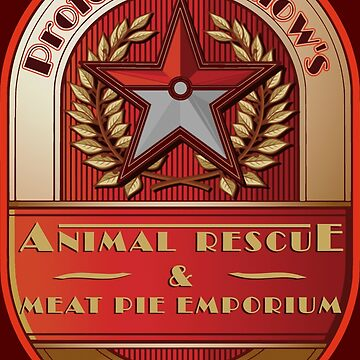 Prof. Willow's Animal Rescue & Meat Pie Emporium (Valor) by Jackpot777
