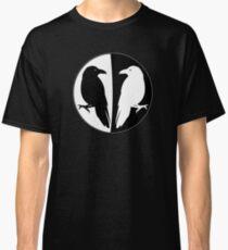 Huginn and Muninn Publishing Logo - Odin's Ravens Classic T-Shirt