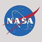 NASA by sunnysketches
