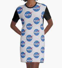 Vestido camiseta NASA