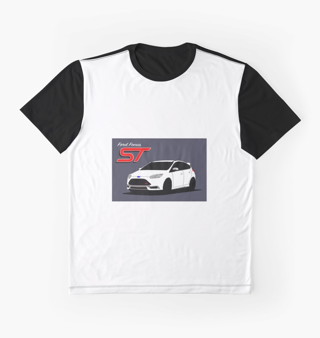 Ford focus st graphic