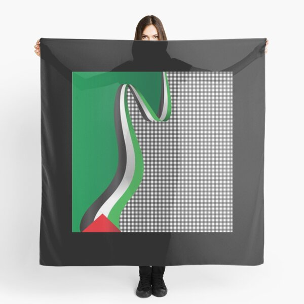 Palestine - Palestinian keffiyeh Scarf