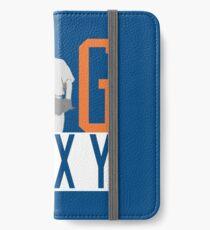 """Bartolo """"Big Sexy"""" Colon #40 - New York Mets iPhone Wallet/Case/Skin"""