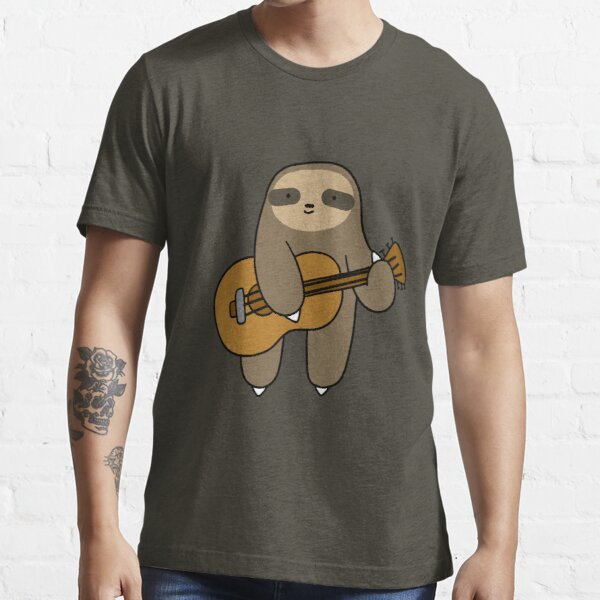 Guitar Sloth Essential T-Shirt