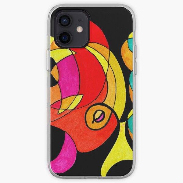 Still Streaming Consciousness iPhone Soft Case