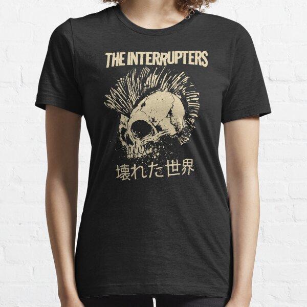 The Interrupters skull mohawk Essential T-Shirt