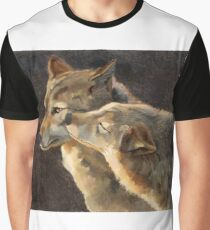 WolfKiss Graphic T-Shirt