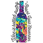 Wine is Bottled Poetry - Wine Quote by yayandrea