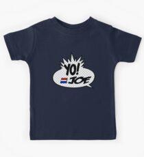 Yo Joe Raps! Kids Clothes