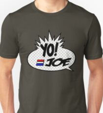 Yo Joe Raps! T-Shirt