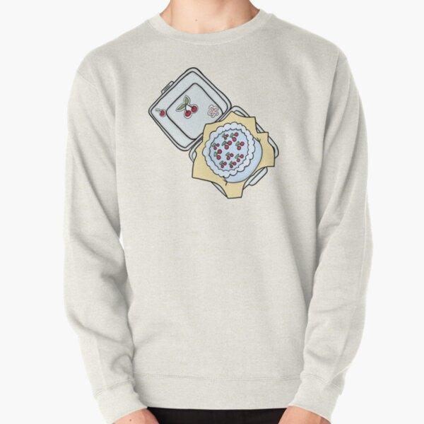Cherry Lunchbox Cake Pullover Sweatshirt