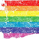 washington rainbow by chromatosis