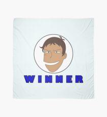 Lance WINNER Flag Scarf