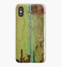 Abstract Waterfall-Train Texture iPhone Case/Skin