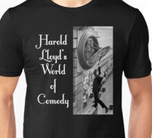 Harold Lloyd's World of Comedy Unisex T-Shirt