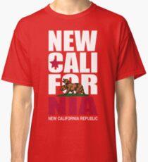 New California Republic Classic T-Shirt