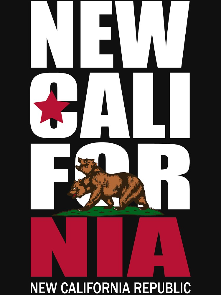New California Republic | V-Neck