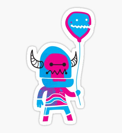 BallonBoy Sticker