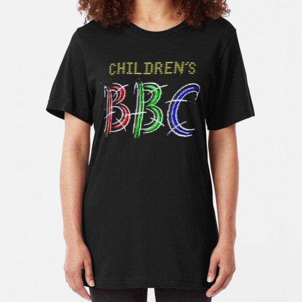 NDVH Children's BBC 1985 Slim Fit T-Shirt