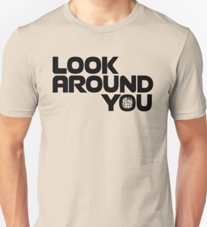 NDVH Look Around You 2 T-Shirt