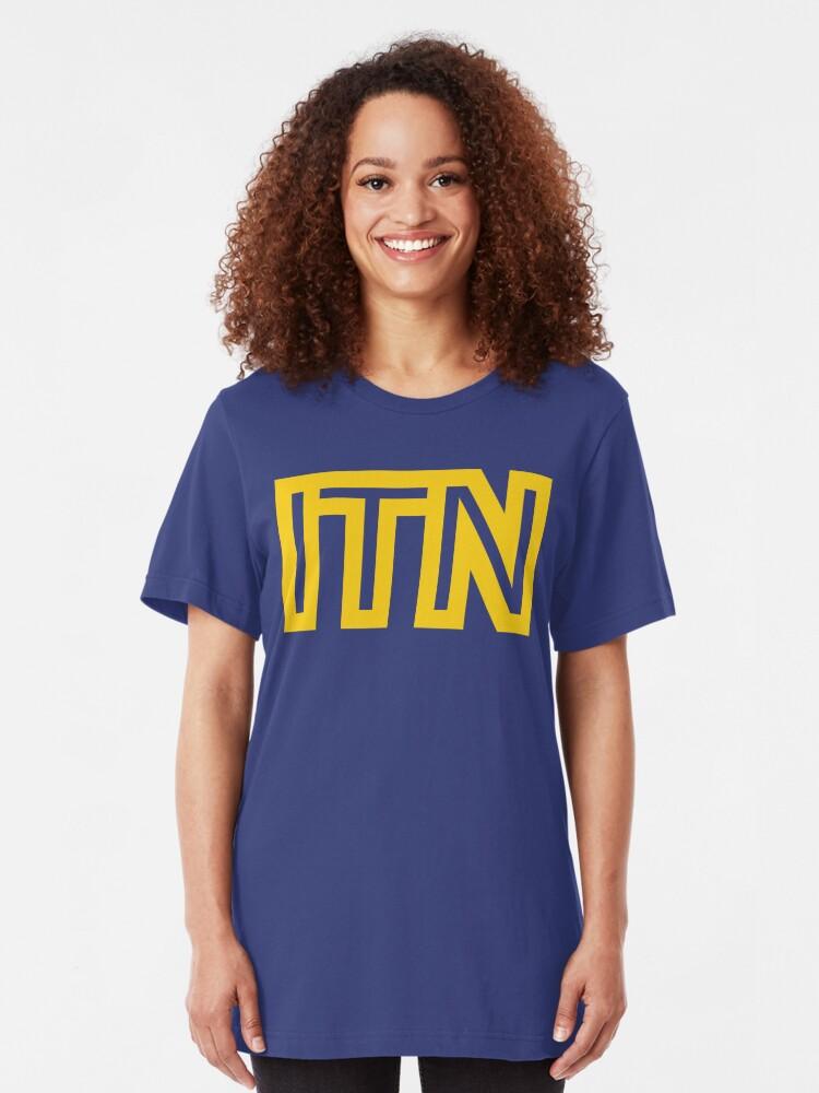 Alternate view of NDVH ITN Slim Fit T-Shirt