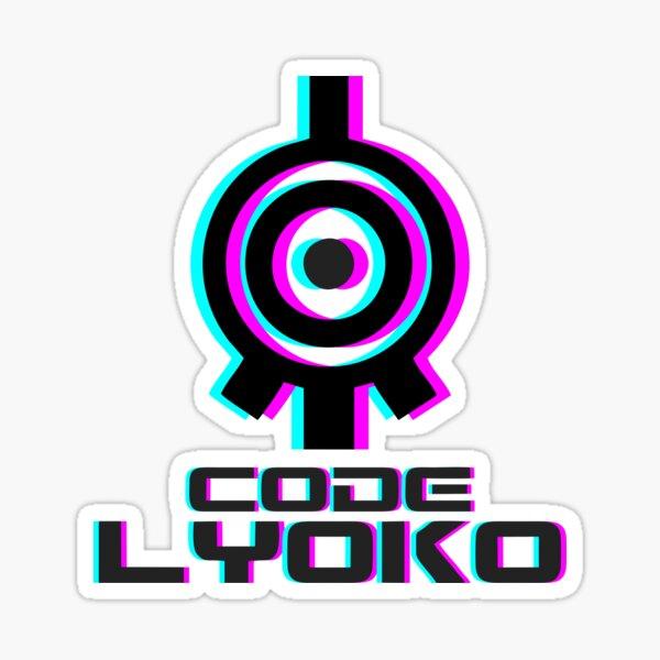 Xana - Logo Code Lyoko Sticker
