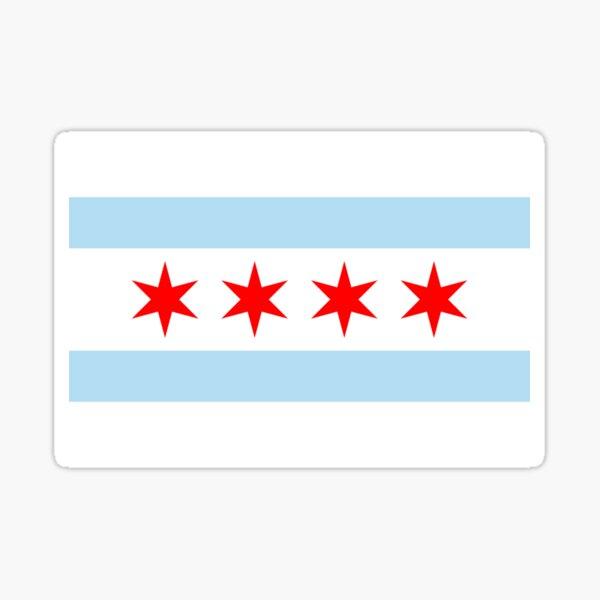 Chicago Chicago Die Stadt von Toddlin Sticker