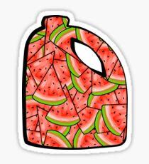Watermelon Bleach Sticker