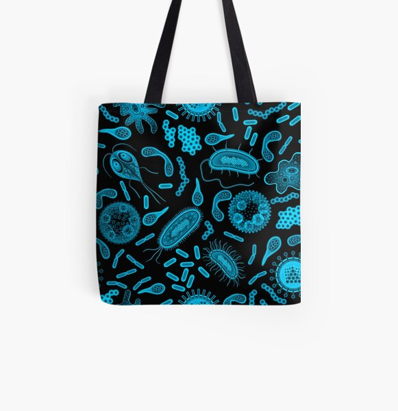Micropets All Over Print Tote Bag