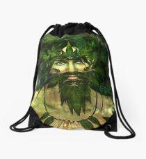 Greenman Drawstring Bag
