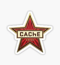 CS:GO Series 2 Pin: Cache Pin (Cologne 2016 Attendees) Sticker