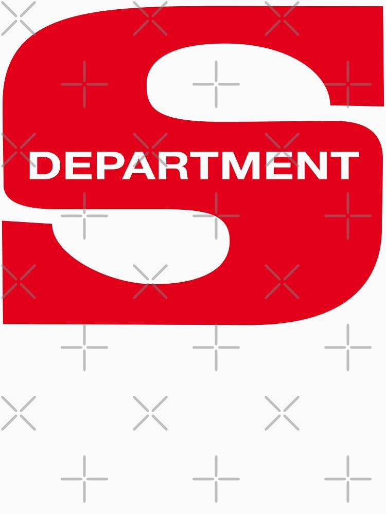 NDVH Department S by nikhorne