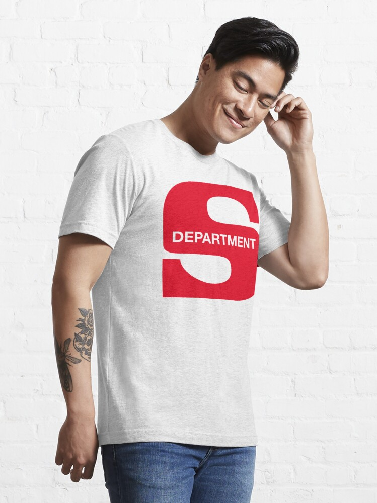 Alternate view of NDVH Department S Essential T-Shirt