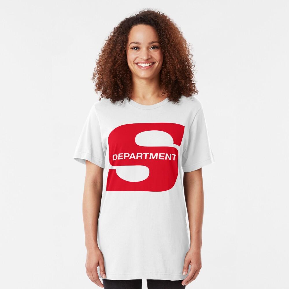 NDVH Department S Slim Fit T-Shirt