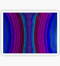 Colorful Stripes Sticker