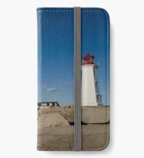 Peggy's Cove iPhone Wallet