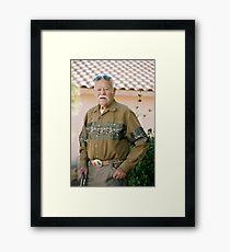 Last Son of Poncho Villa Framed Print