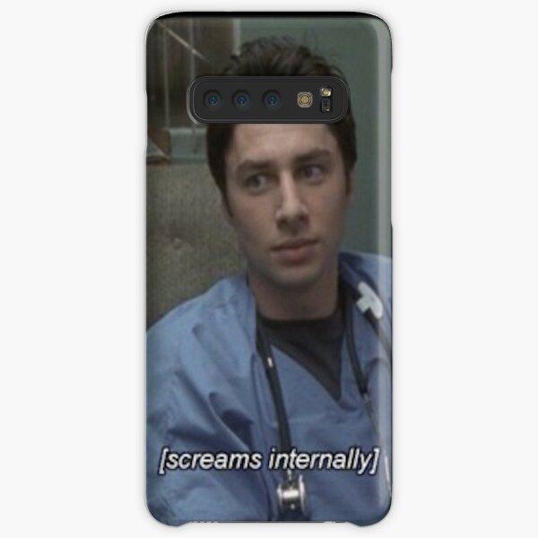 JD screams internally Samsung Galaxy Snap Case