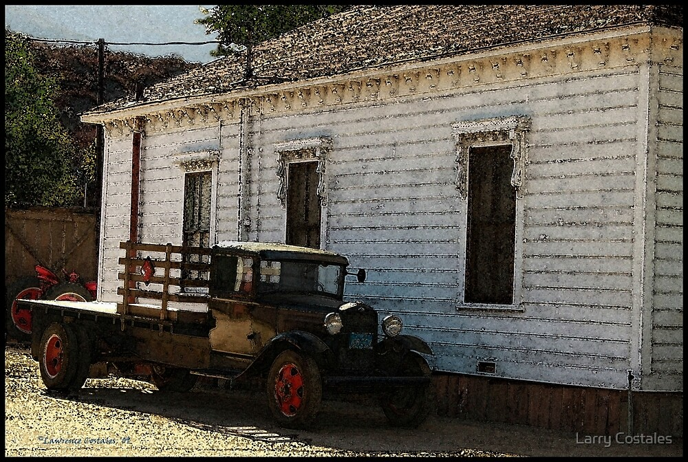Remembering The Waltons - Temecula, CA by Larry Costales