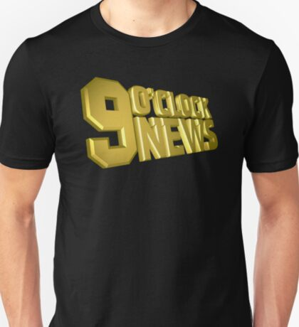 NDVH 9 O'Clock News T-Shirt