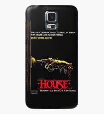 Haus Hülle & Klebefolie für Samsung Galaxy