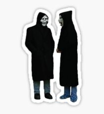 Brand New The Devil and God Are Raging Inside Me Sticker